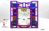Beifall-Unterhaltungs-Zirkus-themenorientierte Kind-weiches Spielplatz-Innengerät 20131007-031-B-1