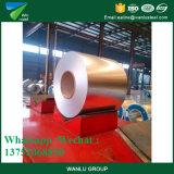 Gewölbtes Galvalnized Stahlblech des Dach-Blatt-Material-Z150