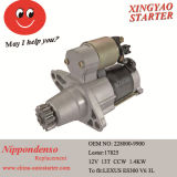 Auto e Light Truck Es300 2002 3.0L Car Starter para lexus 28100-28040