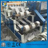 クラフト紙の管機械に使用するペーパーストリップにクラフト紙を切り開く自動機械