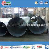 Tubo d'acciaio saldato del grande diametro con ASTM A554/A312/A249/A269/A270