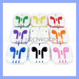 Farbe Earphones für iPhone 5 5s 6 Earpods Headphones mit Mic und Volume Control