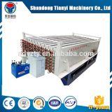 Tianyiの軽量の具体的な区分機械空のコア壁パネル