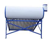 calefator de água 180liter quente solar Non-Pressurized, coletor do sistema solar