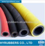 Tubo flessibile industriale/macchinetta a mandata d'aria calda di gomma di colore giallo di vendita di Lartin America del tubo flessibile acqua/dell'aria