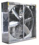 Qualität galvanisierter industrieller Ventilations-Gegentaktabsaugventilator für Geflügel und Gewächshaus