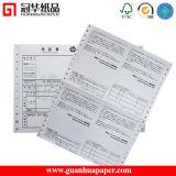 Documento di calcolatore specializzato di stampa dei fornitori