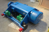 두 배 가로장 트롤리 호이스트 두 배 대들보 기중기를 위한 10 톤