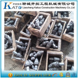 La plate-forme de forage de Fondation usine (3050 305) des dents du remboursement in fine B47kh22