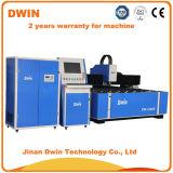 Precio 1000W de acero inoxidable de plata / carbono CNC fibra láser de corte de la máquina