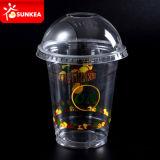 使い捨て可能なプラスチック/ペーパー冷たい飲むコップ