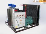 С водяным охлаждением воздуха промышленных чешуйчатый лед бумагоделательной машины 3t (LT-2000A)