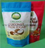 Kundenspezifischer Fastfood- Beutel, Reißverschluss-Beutel für Nuts Verpackung