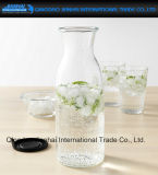 Bottiglia vuota della bevanda di vetro bevente di Caldo-Vendita per la spremuta di limone