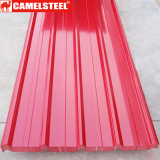 鋼板に屋根を付ける軽量の構築のMaterial&