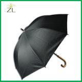 Автомобиля сени двойника ручки *8K верхнего качества 23 ' зонтик гольфа деревянного выдвиженческого открытый с картиной печатание