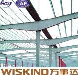Taller industrial modificado para requisitos particulares de la estructura de acero de la azotea del diseño del edificio