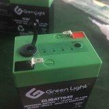 côté de sauvegarde d'alimentation par batterie d'ion de lithium de 6.4V 6V 4.5ah 5ah