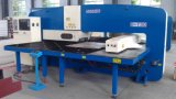 Máquina mecânica da imprensa de perfurador da torreta do CNC do furo do metal de folha
