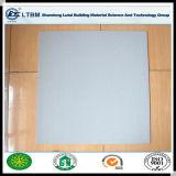tarjeta del silicato del calcio de la tarjeta del techo de 595*595*6m m