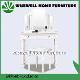 Dresser Furniture 3 Way Dressing Mirror Dressing Table (W-LZ-062)