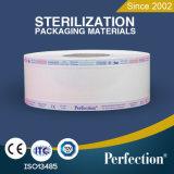 Kundenspezifische Sterilisation, die medizinische Wegwerfbandspule-Beutel verpackt