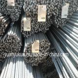 Selon les normes ASTM Grade 40 déformé Bar 6mm en acier 6. 6mm 8mm 10mm 12mm 14mm 16mm18mm 20mm 22mm 25mm 28mm 32mm