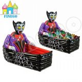 Halloween Party Vampire Coffin Inflável Beer Can Cooler