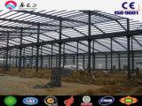 Vertiente prefabricada de la estructura de acero