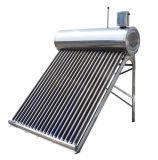 Calefator de água quente solar do aço inoxidável, geyser solar solar do sistema de energia solar do tanque de água