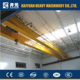 전기 호이스트를 가진 유용한 두 배 대들보 천장 기중기
