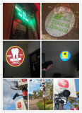 Images du certificat deux de la CE une charge statique une lampe de projection tournante 40W