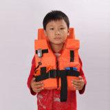 Solasの公認の普及したエクスポートされた海洋の子供の救命胴衣の救命胴衣の卸売
