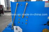 Cortadora portable de oro del CNC del surtidor QC12y 20X2500