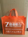 Saco de Tote feito sob encomenda colorido do logotipo/saco de compra