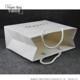 Heißer Verkaufs-preiswerterer gedruckter Papierhandbeutel für das Verpacken