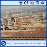 Industrieller Bandförderer im Eisen-Stahlwerk