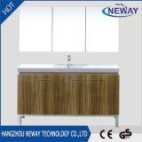 Mobilier moderne et simple de la mélamine Salle de bains avec miroir