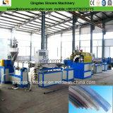 Manguito flexible del PVC \ estirador reforzados fibra del tubo que hace la máquina
