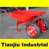 carriola resistente Wb3500 di capienza 160kg con tre rotelle