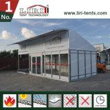 De halve Tent van de Koepel die voor Kleine Winkel wordt gebruikt