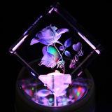 3D Laser die van het Kristal machine-Heilige Laser graveert