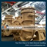 Alta pompa Metallo-Allineata estrazione mineraria centrifuga capa resistente/pompa dei residui
