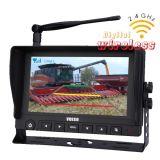 Sistema de cámaras de Observación inalámbrica para cosechadoras Agrícola protectora de visión