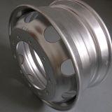 Bordas forjadas da roda do caminhão da liga de alumínio para o barramento, reboque (22.5X9.00)