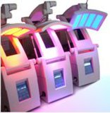 De Rode/Gele/Blauwe Lichte Therapie van het LEIDENE Collageen van PDT voor de Machine van de Verjonging van de Huid