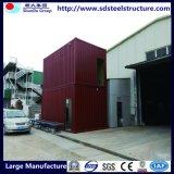 Het geprefabriceerde Huis van de Container met Goed Bouwmateriaal