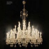 Освещение канделябра типа Baccarat кристаллический для светильника дома и гостиницы