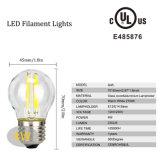 高品質のE27 G45 4W Filamnetの球根LEDの照明