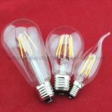Alto brillo E12 E14 E26 E27 B22 LED de iluminación Filamento (A60 G45)